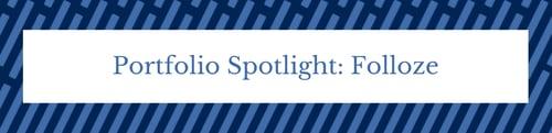 Folloze spotlight banner